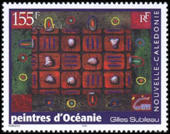 New Caledonia - Nouvelle Caledonie - 2000 - ( Painting By Giles Subileau ) - MNH (**) - Nueva Caledonia