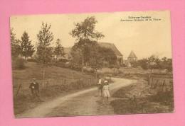 C.P. Solre- Sur Sambre  :   Ancienne Abbaye  De La  Thure - Erquelinnes