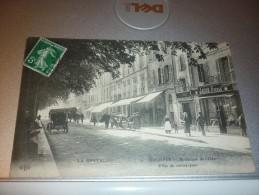 29 - Quimper : Boulevard De L'Odet : Jacob Frères : Animée - Quimper