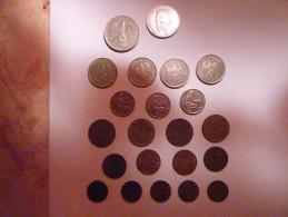 Lot De 22 Pièces Allemandes - [ 7] 1949-… : FRG - Fed. Rep. Germany