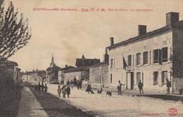 52 MONTIER EN DER Rue Audiffred La Gendarmerie - Montier-en-Der
