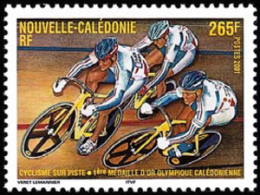 New Caledonia - Nouvelle Caledonie - 2001 - ( First Olympic Gold Medal Won By A New Caledonian ) - MNH (**) - Nueva Caledonia