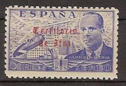Ifni 061 ** Juan De La Cierva. 1949. - Ifni