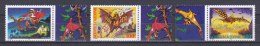 New Caledonia - Nouvelle Caledonie - 2001 - ( Greetings ) - MNH (**) - Nueva Caledonia