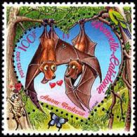 New Caledonia - Nouvelle Caledonie - 2002 - ( Love ) - MNH (**) - Nueva Caledonia