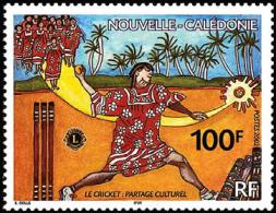 New Caledonia - Nouvelle Caledonie - 2002 - ( Cricket ) - MNH (**) - Nueva Caledonia