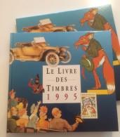 Livre Des Timbres De 1995, Complet Avec Les Timbres Neuf ** - 1990-1999