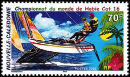 New Caledonia - Nouvelle Caledonie - 2002 - ( Hobie Cat 16 World Championships ) - MNH (**) - Nueva Caledonia