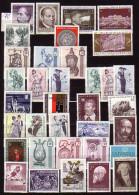 AUTRICHE - OSTERREICH - 1970 - Anne Compiete ** + Bonus  Mi 1331/33 - Briefmarken
