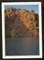 Saudi Arabia Picture Postcard Flooded Wadi Near Hail  Post Card - Saudi Arabia