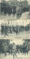 Munsterlager  1914-18 ( Allemagne ) - Camp de prisonniers  - 21 cartes postales