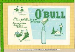 BUVARD : L�eau petillante O BULL