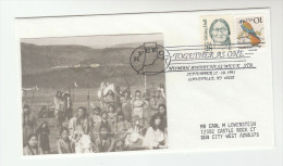 1993 Louisville KENTUCKY NATIVE AMERICAN INDIANS EVENT COVER   Usa Stamps Indian - American Indians
