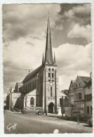 NEMOURS (77) L'Eglise - Autocar - Nemours