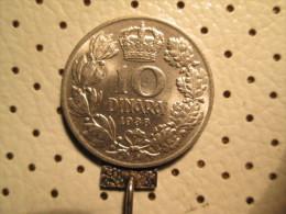 YUGOSLAVIA 10 Dinara 1938   # 1 - Yugoslavia