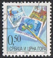 Serbia And Montenegro 2005 Philately 50c Good/fine Used - Serbia