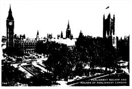 (548) UK - London Big Ben And Parliament - Monuments