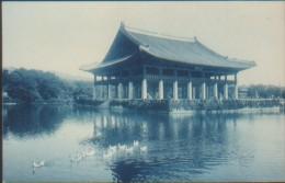 KOREA  NORTH (NORD) OLD POSTCARD KEIKAIRO,BANQUETING HALL,KEIFUKU PALACE, KEIJO. - Korea (Nord)