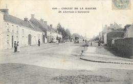 Circuit De La Sarthe En 1906 - L'Arrivée à Connerré - Le Mans