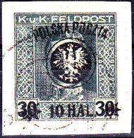 POLAND 1918 Lublin Fi 22 Used Forgery - Usados