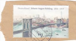 5967A  Le Pont De Brooklyn New York *ALE - BRD