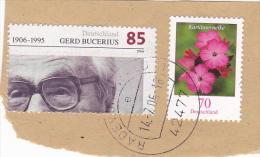 5967A  FEDERAL REPUBLIC USED 2006 Fragment - BRD