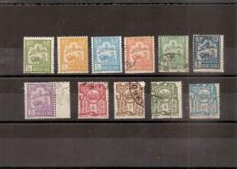 INDOCHINE   LOT De Timbres Oblitérés De 1927   ( Ref 1991 ) - Indochina (1889-1945)