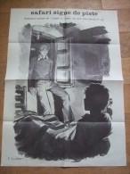 Affiche Noire et Blanc Pierre Joubert - Scoutisme-