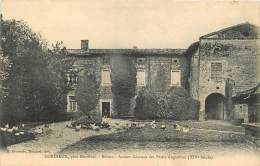 01 - CORDIEUX - PRES MONTLUEL - BOIRON - ANCIEN COUVENT DES PETITS AUGUSTINS - Altri Comuni
