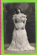Rosa Meurville, Th�atre des vari�t�s d�Anvers, 1911, autographe