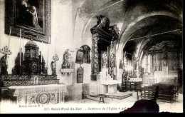 Dpt 83 St-Paul Du Var Intérieur De L'Eglise N°277 Ed MN - Frankreich