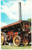 BURRELL SHOWMAN´S Traction Engine : ´Hollands Golden Dragons´ - England - Tractors