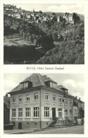 CP Wiltz - 2 Vues Et Café Godart - Kaemmerer - Wiltz
