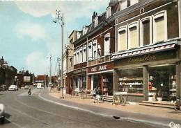 Nord -gd Format Div- Ref  N 907 -  Saint Andre Les Lille - St Andre Les Lille - Rue Du General Leclerc - Carte Bon Etat- - Otros Municipios