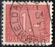PIA - LUX - 1946 - Segbatasse - (Yv 30) - Taxes
