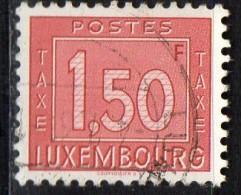 PIA - LUX - 1946 - Segbatasse - (Yv 31) - Taxes