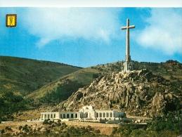 CPSM Santa Cruz Del Valle De Los Caidos    L1872 - Espagne