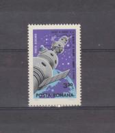 1969  -  Vols De Soyouz 4 Et 5  Mi No 2762 Et Yv P.A. - 1948-.... Republics