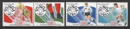 Tonga (1994) Yv. 961/64  /  Soccer - Futbol - Calcio - Football - FIFA World Cup USA - World Cup