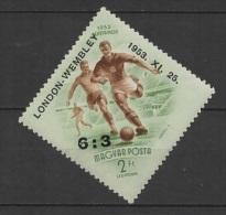 Hungary (1953) Yv. Av. 152A  /  Soccer - Futbol - Calcio - Football - Wembley - Fútbol