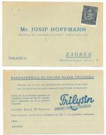 ZAGREB Mr.JOSIP HOFFMAN - Kroatien