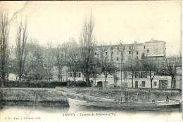 Dpt 17 Saintes Caserne De Brémond D'Ars Ed Prevost Animée 1910 Neuve TBE - Frankreich
