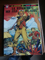 BUCK DANNY T3 LA REVANCHE DES FILS DU CIEL   HUBINON   CHARLIER   DUPUIS - Buck Danny