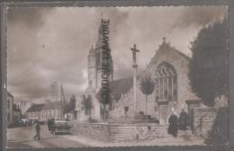 29 - COMBRIT - L'Eglise--animé--cpsm Pf - Combrit Ste-Marine