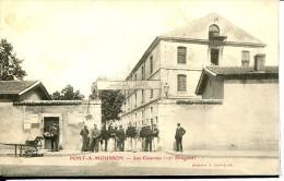 Dpt 54 Pont à Mousson Casernes Du 12e Dragon Quartier Duroc - Frankreich