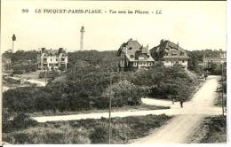 Dpt 62 Le Touquet Paris-Plage - Vue Vers Les Phares  1910 Neuve TBE - Frankreich