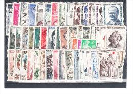France N°  1091/1141 , Neuf ** , TB , Cote  110 Euros - France