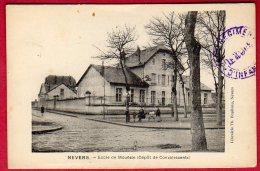 58 NEVERS - Ecole De Mouësse (déport De Convalescents) - Nevers