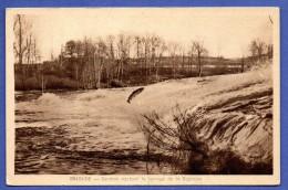 43. Brioude. Saumon Sautant Le Barrage De La Bajeasse - Brioude