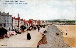Saint Helier Esplanade Jersey - Cartes Postales